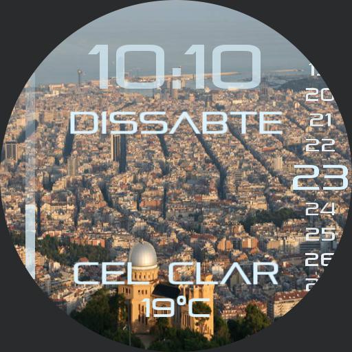 Temps Barcelona