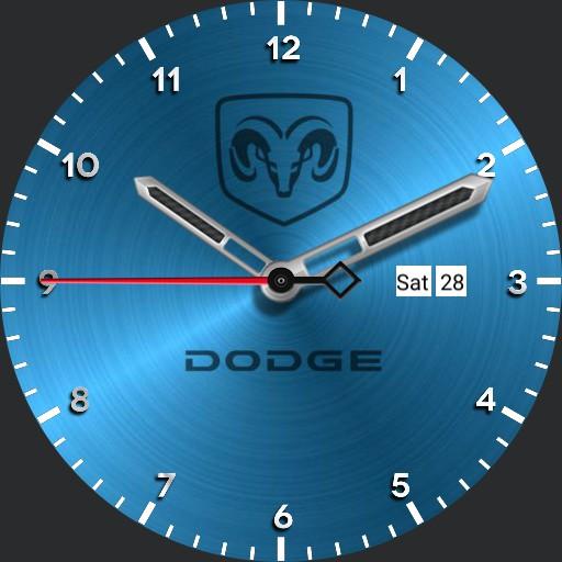 dodge analog