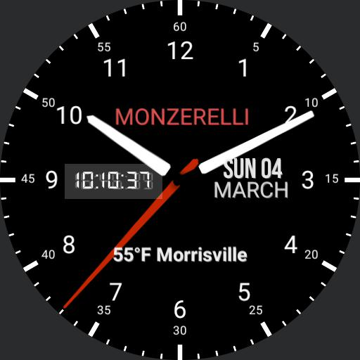 Monzy Watch