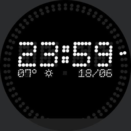 LED Celsius / 24hrs