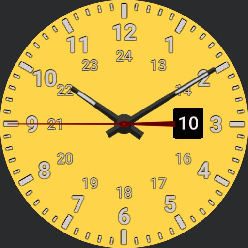 military watch yellow Copy