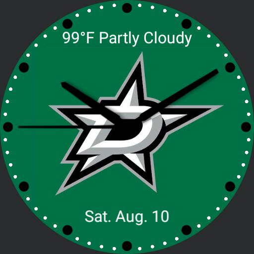 Dallas Stars Green