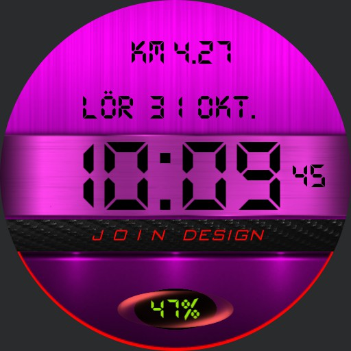 JOIN DESIGN ELEGANT 74 X