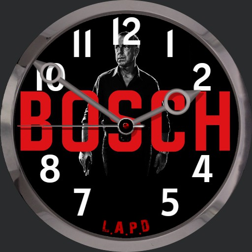 Detective Bosch