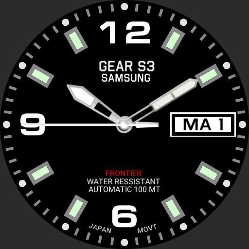 Untitled watch GEAR IV