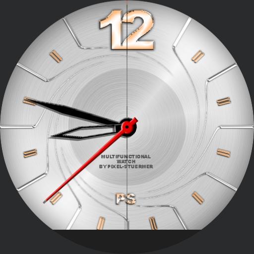 Pixel-Stuermer Watchface