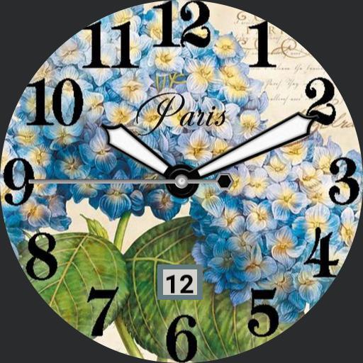 flowers in paris Copy