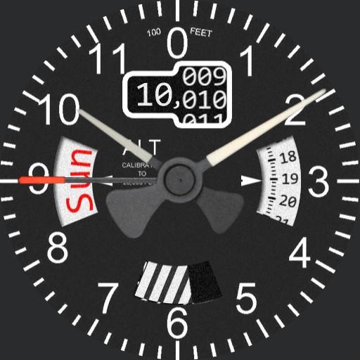 bds Altimeter-2 Full Circle