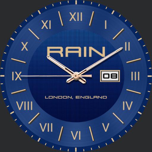 RAIN, Royal Blue V2