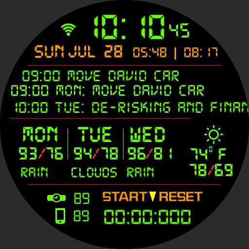 Wex Watch 4.0