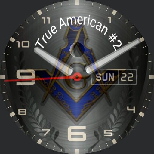 True American #2 due east