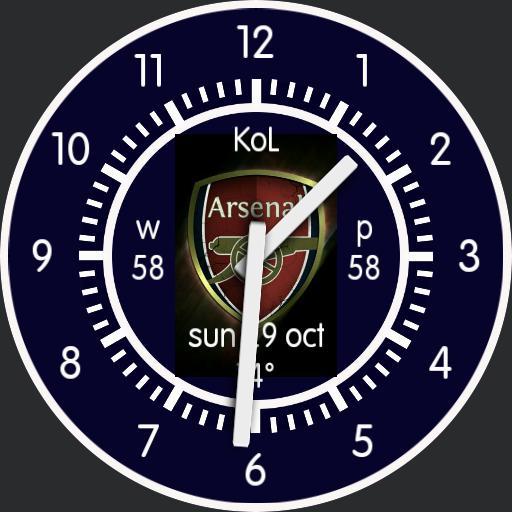 Arsenal KoL 1