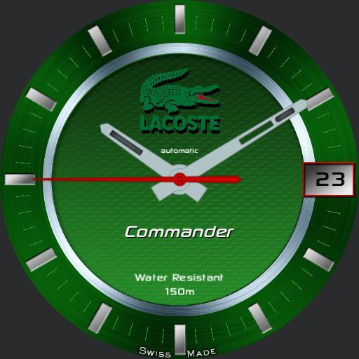 Lacoste Commander