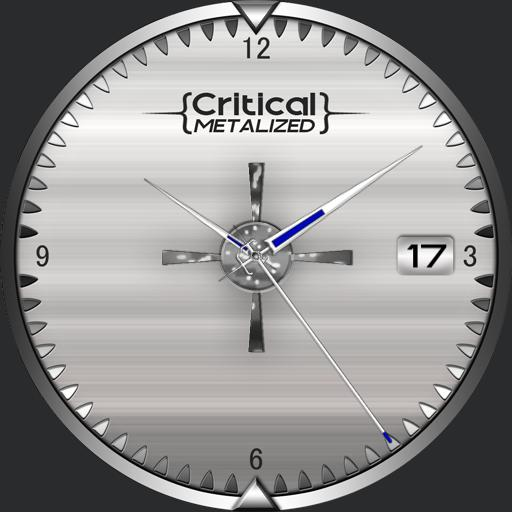 Critical - Metalized