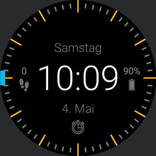 Minimal Design Watch