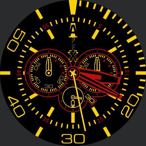 ApeX Chronograph