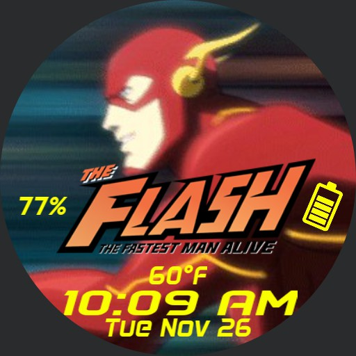 The Flash Time