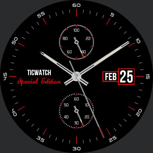 ticwatch 2 custom