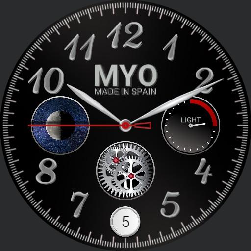 MYO Moonlight battery