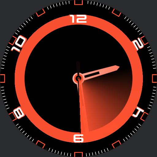 LedZ Watch Face RLW