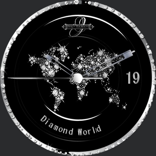 Diamond World Animation