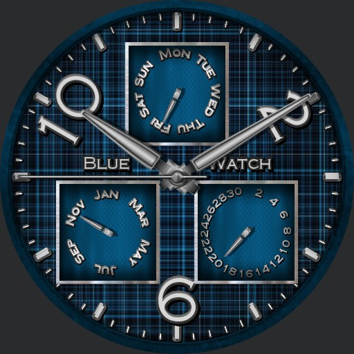 Blue Watch JBBW011020