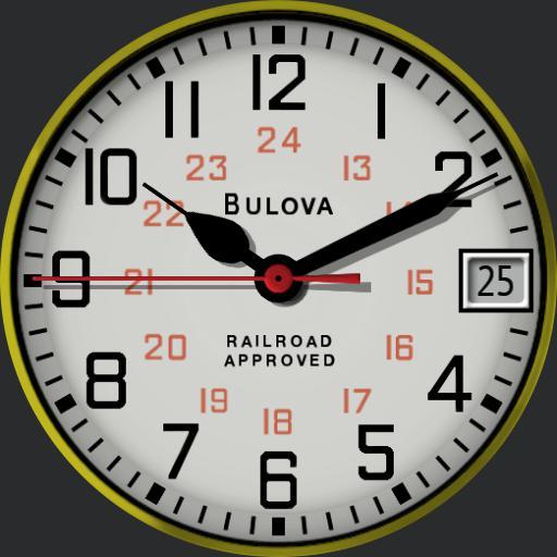Bulova Accutron 2181-218