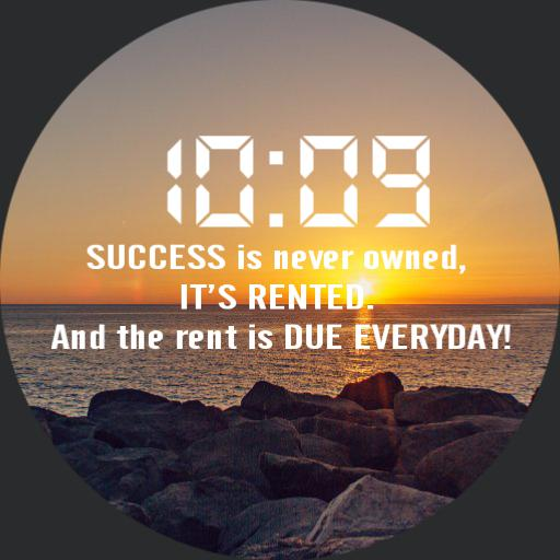 rent success