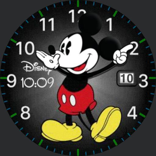 MickeyWatch W/Sound