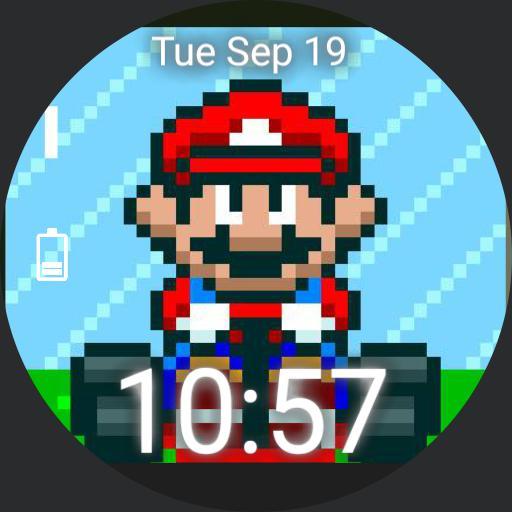 kucia - Mario Kart