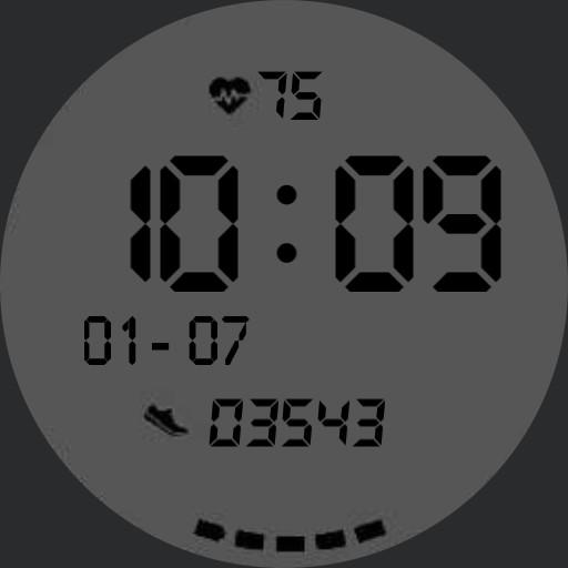 Ticwatch Pro Grey