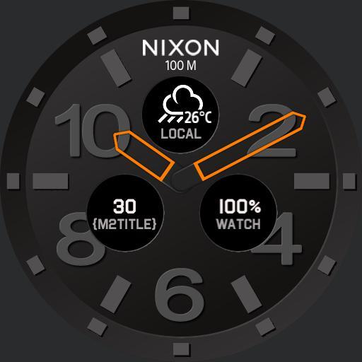 Nixon The Misson Copy