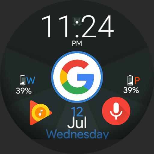 Google Theme Jake Rowland