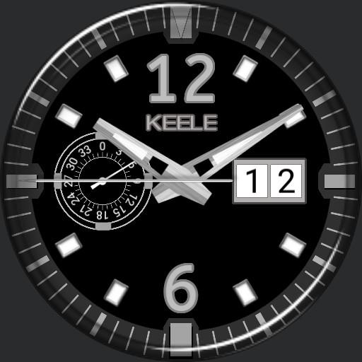 Call of Duty Modern Warfare KEELE gray watch