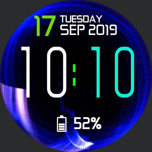 Galaxy Watch - positive lightpositive76