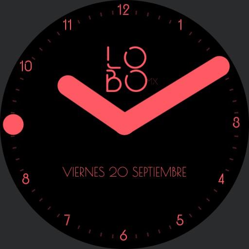 LOBOmx analogic minimal
