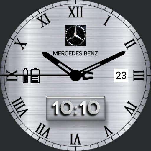 MERCEDES BENZ ROBY