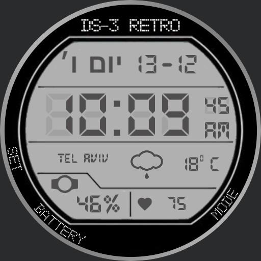DS3 RETRO