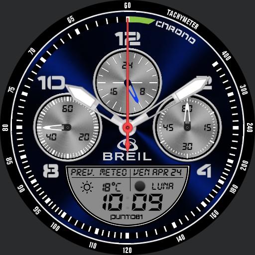 Breil Punto81 2.1