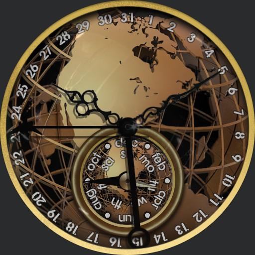 Golden Globe Spin