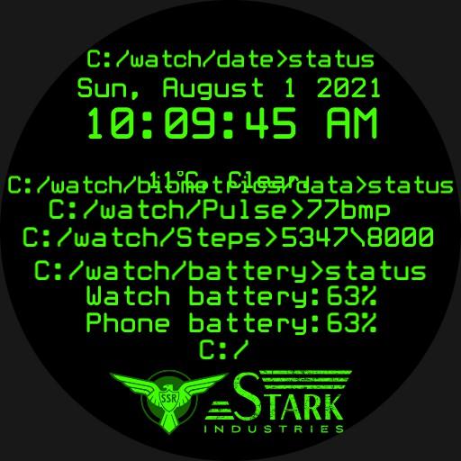 S.S.R/Stark Terminal