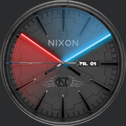 Nixon Sentry SW - BS Edition