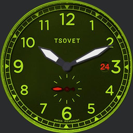 TK Tsovet Custom Copy