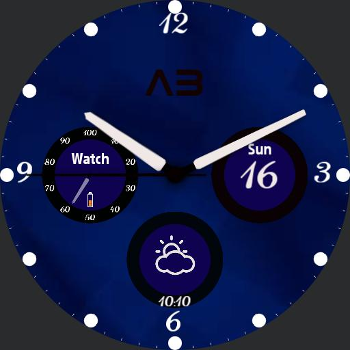 Blue AB1