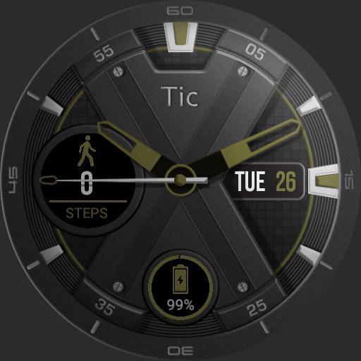 TicWatch E2 X uColor No Dim Edition