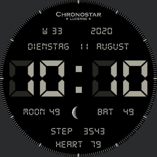 Chronostar Digital S16 Copy