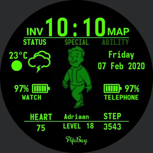 Fallout Pip-Boy Aids