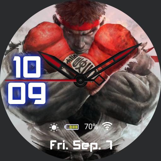 Raging Ryu