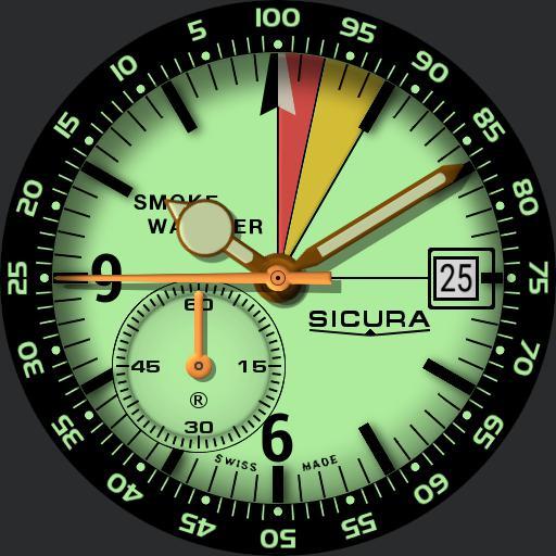 Sicura Smoke Watcher V2 Ucolor