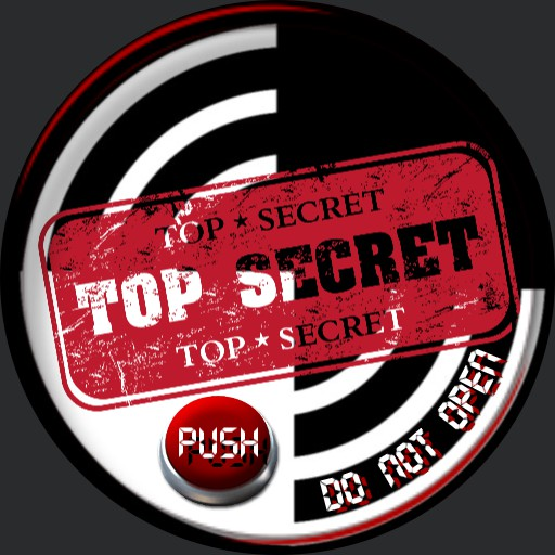 Top Secret with Slider